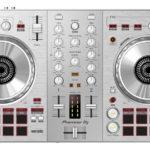 [DTMニュース]Pioneer DJのPCDJコントローラー「DDJ-SB3」の限定版シルバーカラー「DDJ-SB3-S」リリース!