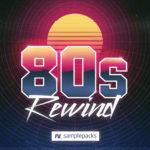 [DTMニュース]RV Samplepacks「80s Rewind」80'sサウンド系おすすめサンプルパック紹介!