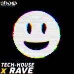 [DTMニュース]SHARP「Tech House X Rave」テックハウス系おすすめサンプルパック紹介!