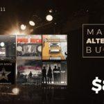 [DTMニュース]UEBERSCHALLのロック・オルタナティブライブラリ「Massive Alternative Bundle」が90%off!