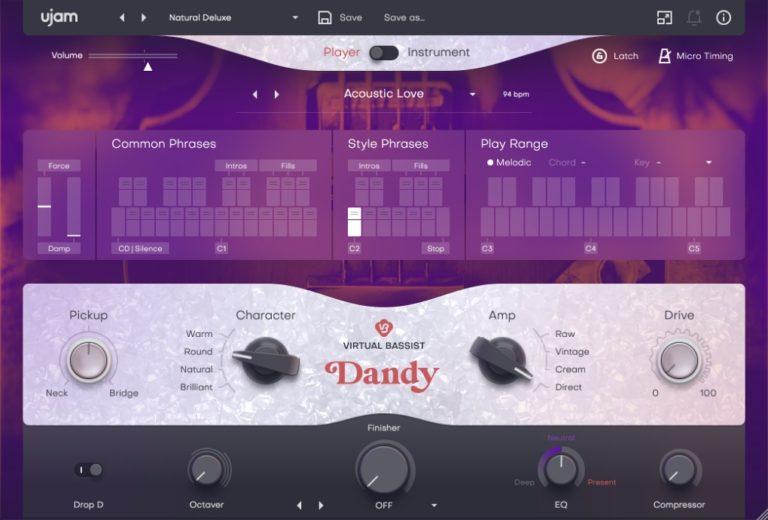 [DTMニュース]ujam-dandy-2
