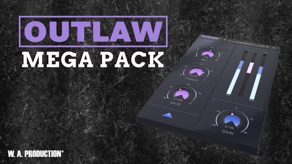 [DTMニュース]wa-production-outlaw-mega-bundle-2