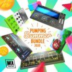 [DTMニュース]W.A Productionの5つのプラグインが収録された「Pumping Summer Bundle 2020」が95%off!