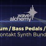 [DTMニュース]Wave Alchemyの3つのプラグインが収録された「Kontakt Synth Bundle」が78%off!