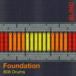 [DTMニュース]Blind Audio「Foundation – 808 Drums」808系おすすめサンプルパック紹介!
