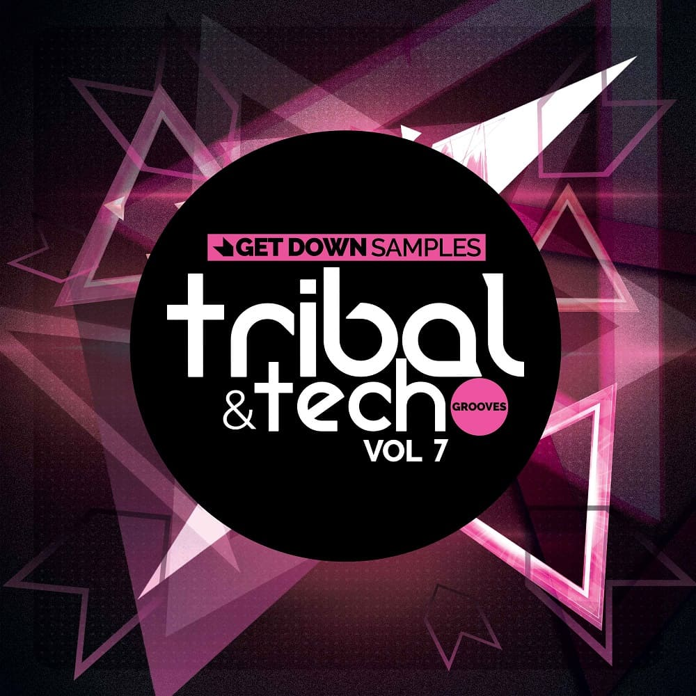 [DTMニュース]get-down-samples-tech-tribal-vol7-1