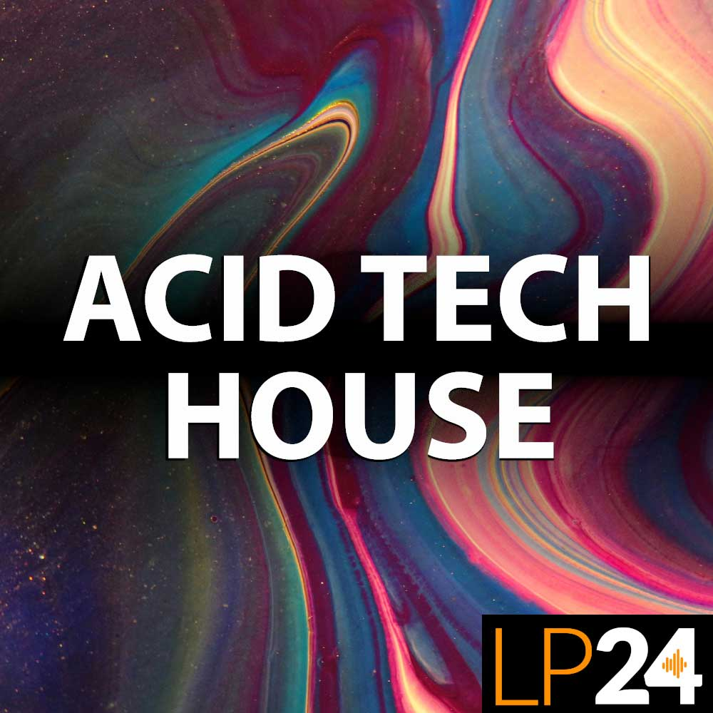 [DTMニュース]lp24-audio-acid-tech-house-1