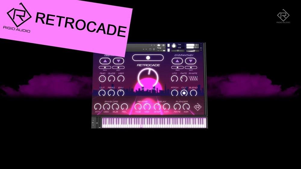 [DTMニュース]rigid-audio-retrocade-1