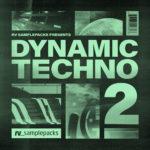 [DTMニュース]RV Samplepacks「Dynamic Techno 2」テクノ系おすすめサンプルパック!
