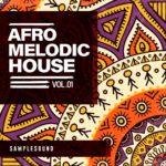 [DTMニュース]SAMPLESOUND「Afro Melodic House Volume 1」ハウス系おすすめサンプルパック!