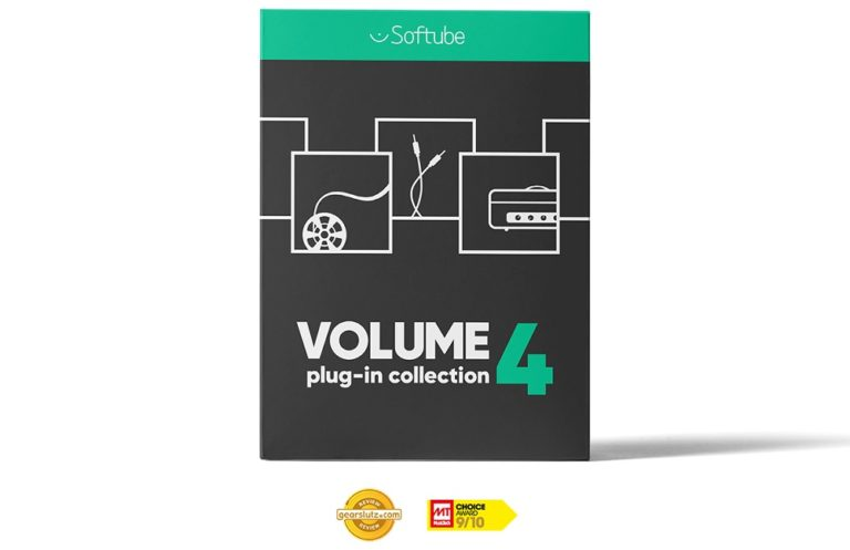[DTMニュース]softube-volume-4-plugin-bundle-2