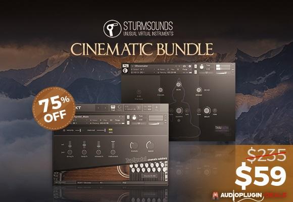 [DTMニュース]sturmsounds-cinematic-bundle-580x400