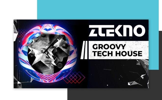 [DTMニュース]ztekno-groovy-tech-house-2