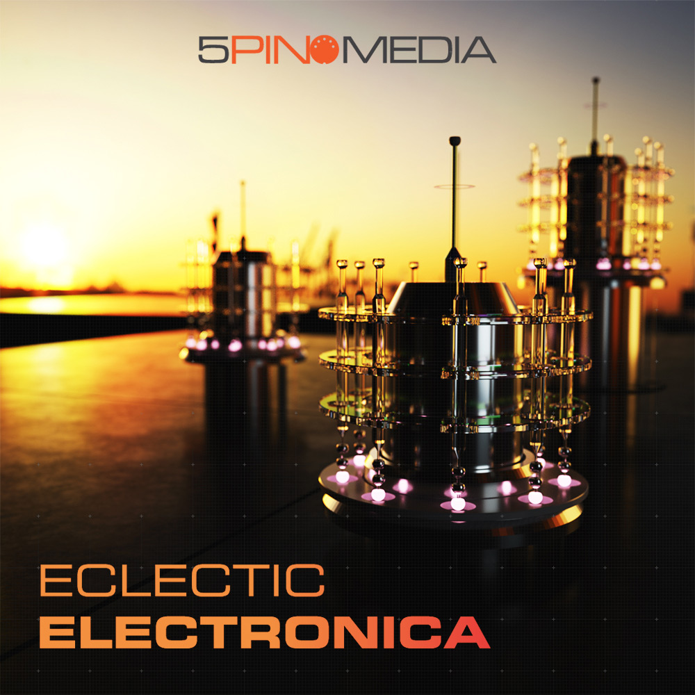 [DTMニュース]5pin-media-eclectic-electronica-1
