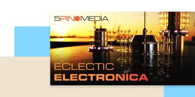 [DTMニュース]5pin-media-eclectic-electronica-2