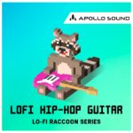 [DTMニュース]APOLLO SOUND「LoFi Hip Hop Guitar」ヒップホップ系おすすめサンプルパック!