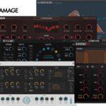 [DTMニュース]Audio Damageの6つのプラグインを収録した「Creative Effects Bundle」が51%off!