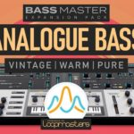 [DTMニュース]Loopmasters Pluginsの「Bass Master Expansion Pack: Analogue Bass」が32%off!