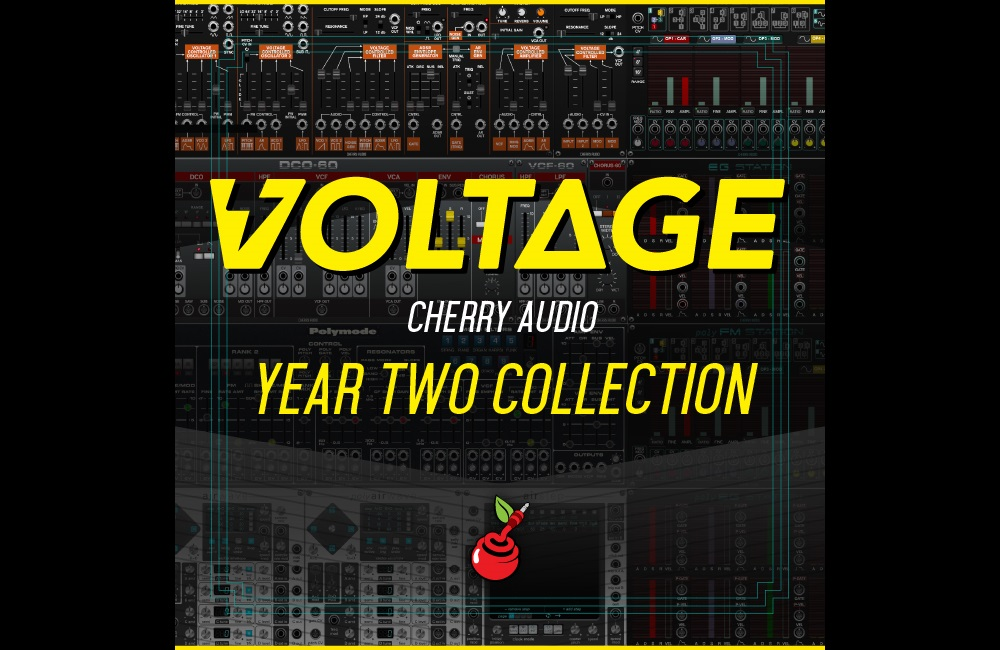 [DTMニュース]cherry-audio-year-two-collection-1