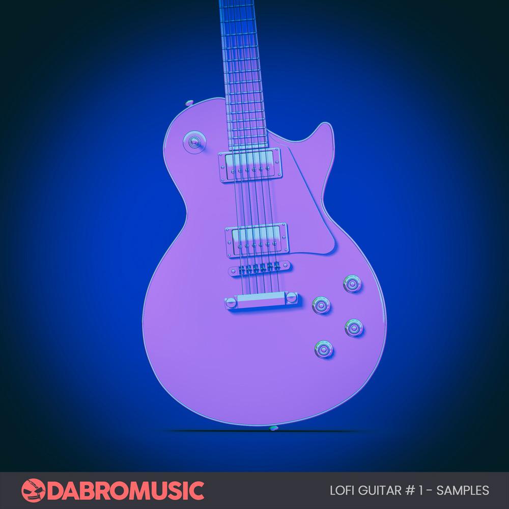 [DTMニュース]dabro-music-lofi-guitar-samples-1-1