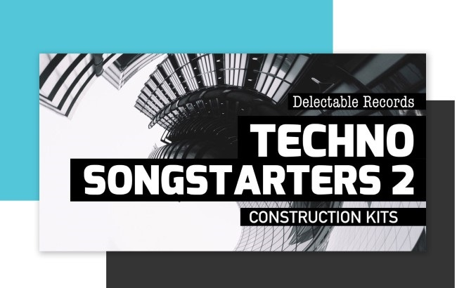 [DTMニュース]delectable-techno-songstarters-2-2