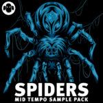 [DTMニュース]Ghost Syndicate「Spiders」ベースミュージック系おすすめサンプルパック!