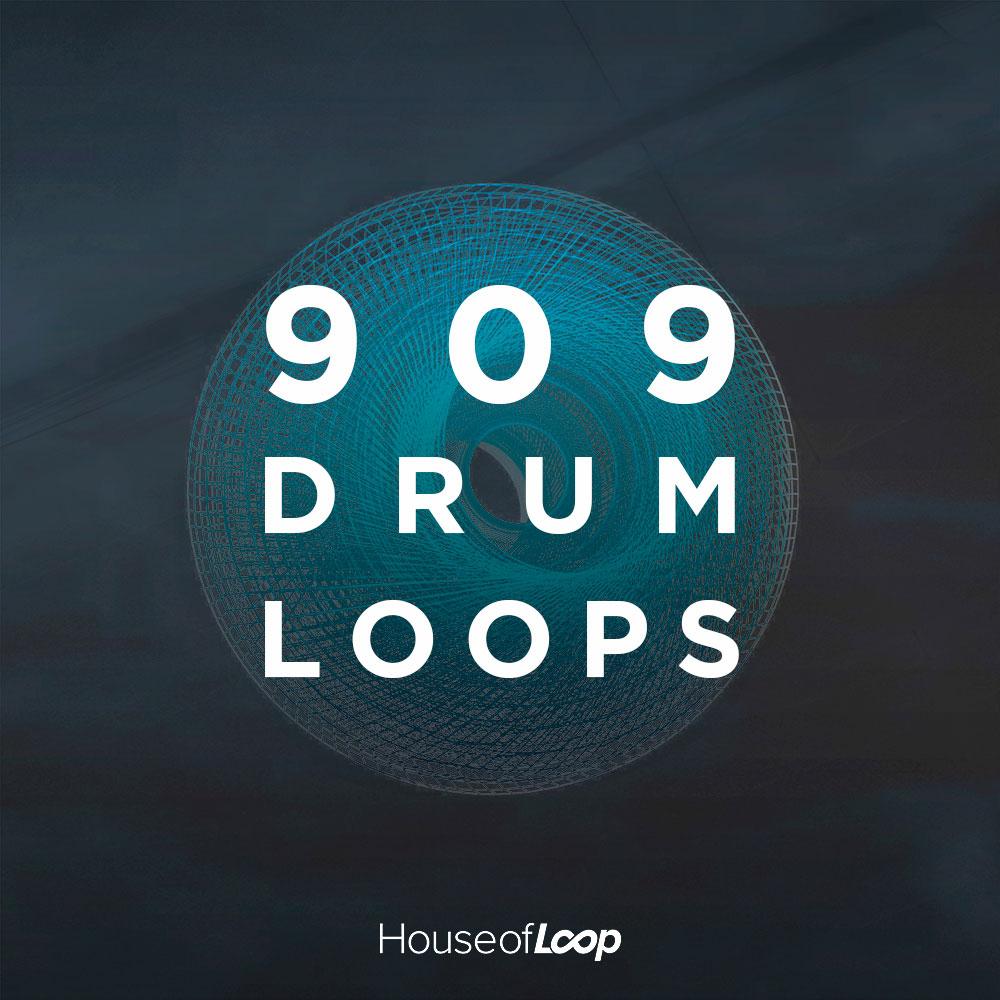 [DTMニュース]house-of-loop-909-drum-loops-1