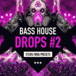 [DTMニュース]HY2ROGEN「Bass House Drops 2」ベースハウス系おすすめサンプルパック!