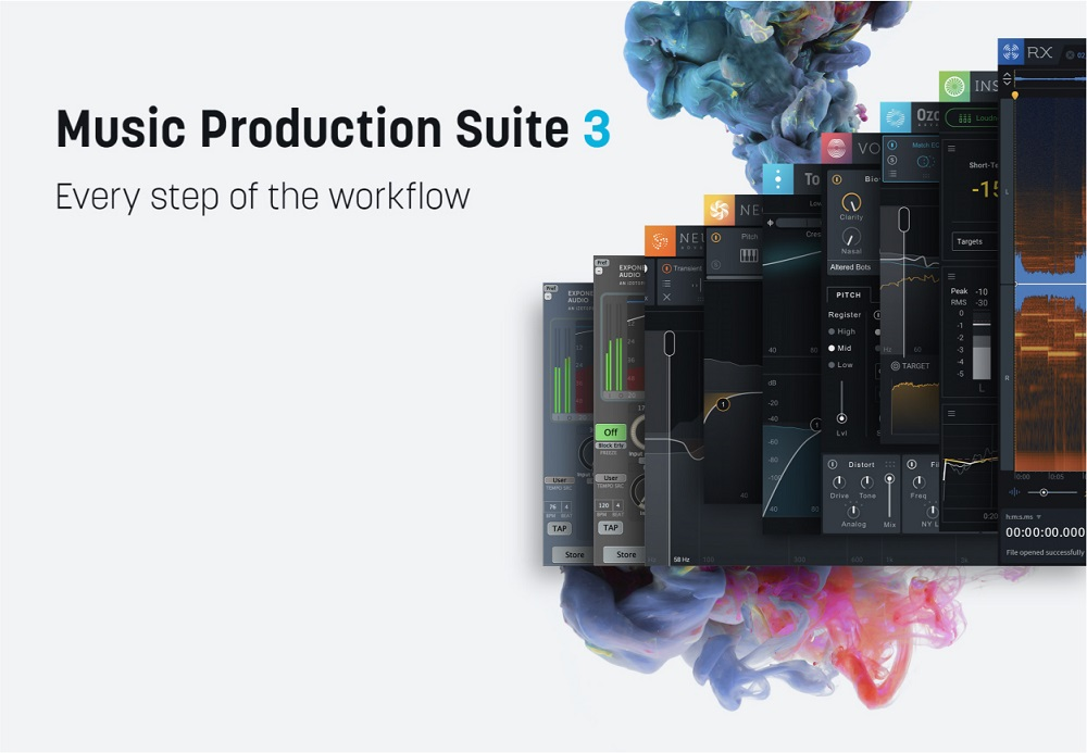 [DTMニュース]izotope-mps3-upgrade-mps-4-1
