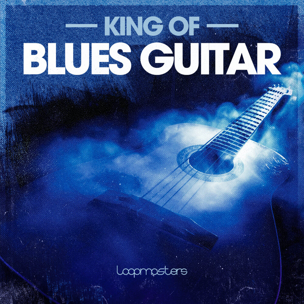 [DTMニュース]loopmasters-king-of-blues-guitar-1