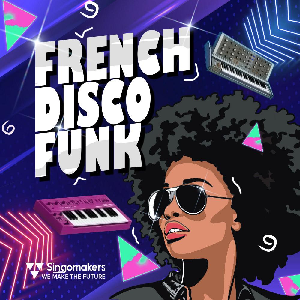 [DTMニュース]singomakers-french-disco-funk-1