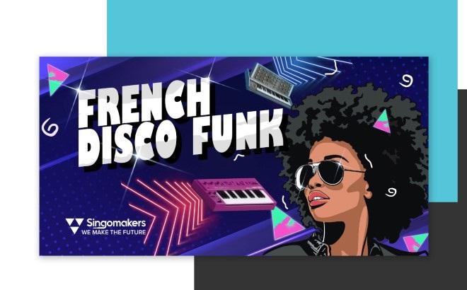 [DTMニュース]singomakers-french-disco-funk-2
