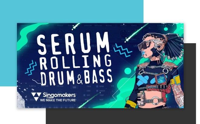 [DTMニュース]singomakers-serum-drum-bass-2