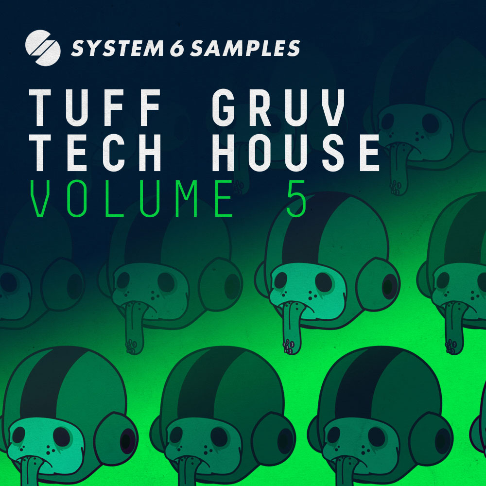 [DTMニュース]system-6-samples-tech-house-5-1