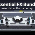[DTMニュース]Vengeance Soundの15種のエフェクトバンドル「Essential FX Bundle 1」が20%off!