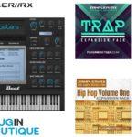 [DTMニュース]Plugin Boutiqueの3つのヒップホップパックがセットになった「Zampler Hip Hop & Trap Bundle」が34%off!