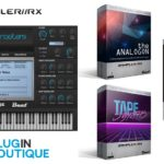 [DTMニュース]Plugin Boutiqueの3つのエレクトロパックがセットになった「Zampler Synthwave & Electro Bundle」が57%off!