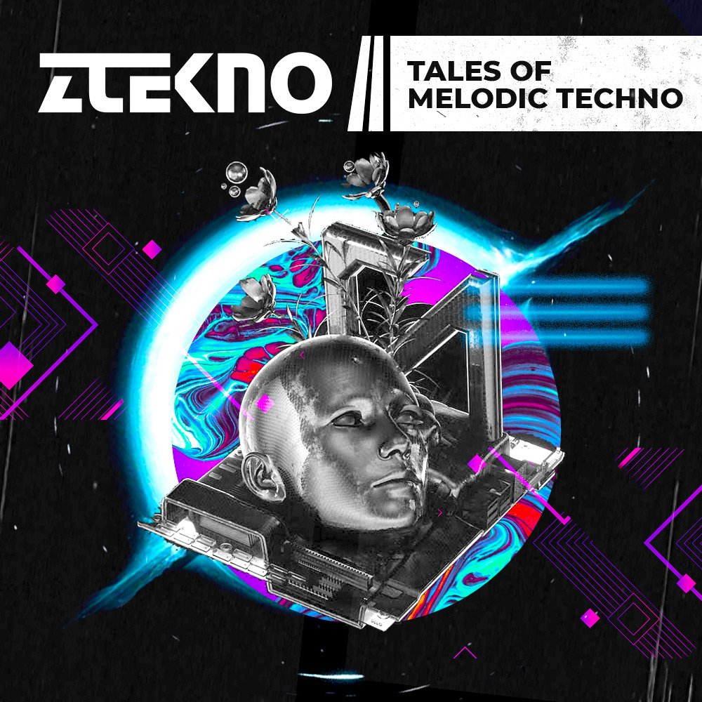 [DTMニュース]ztekno-tales-of-melodic-techno-1