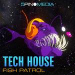[DTMニュース]5Pin Media「Tech House Fish Patrol」テックハウス系おすすめサンプルパック!