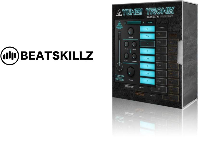 [DTMニュース]beatskillz-tumbi-tronik-2