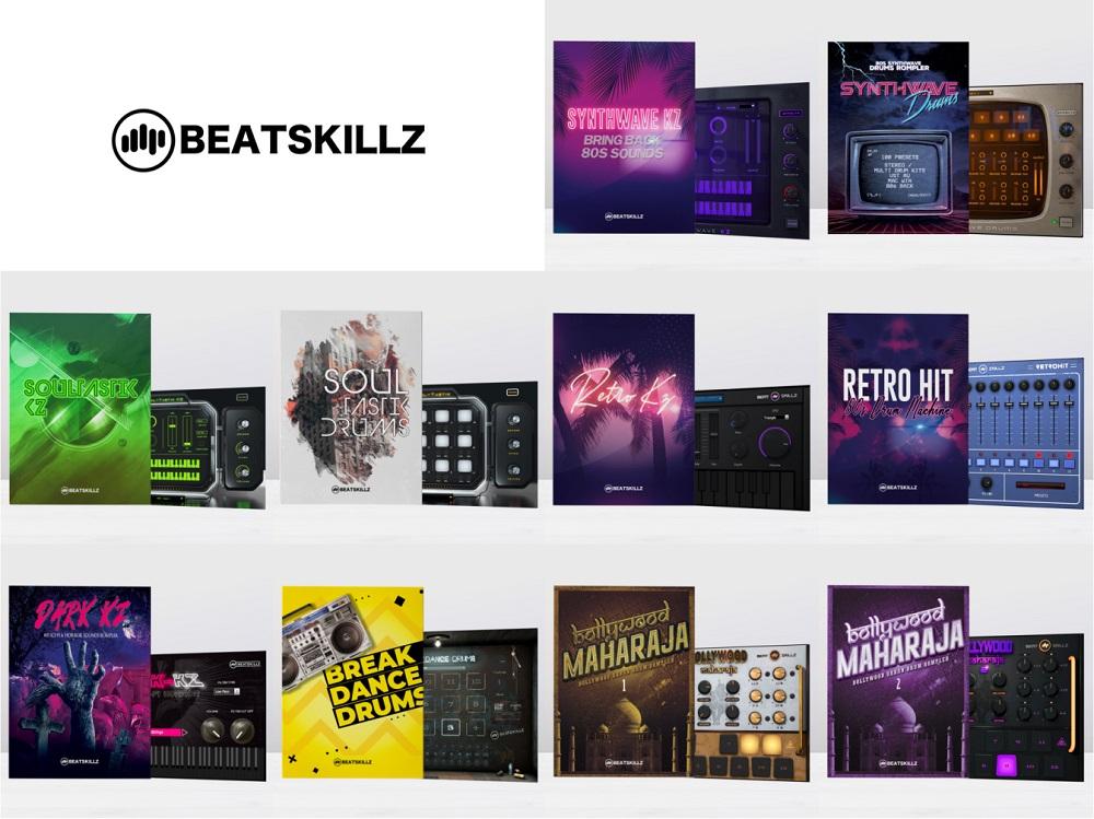 [DTMニュース]beatskillz-virtual-instrument-1
