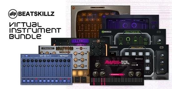 [DTMニュース]beatskillz-virtual-instrument-2