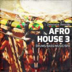 [DTMニュース]Delectable Records「Afro House 3」ハウス系おすすめサンプルパック!
