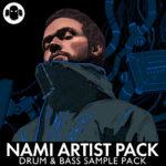 [DTMニュース]Ghost Syndicate「Nami Artist Pack」ドラムンベース系おすすめサンプルパック!