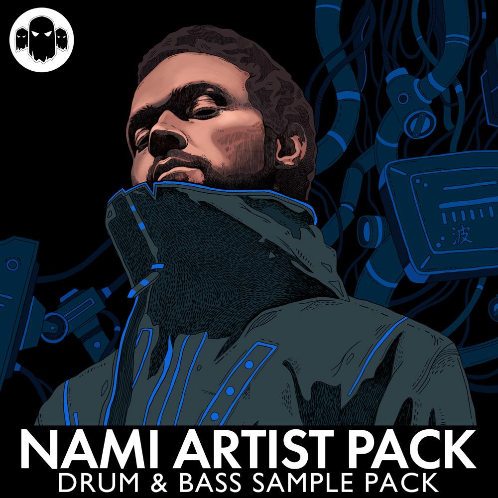 [DTMニュース]ghost-syndicate-nami-artist-pack-1