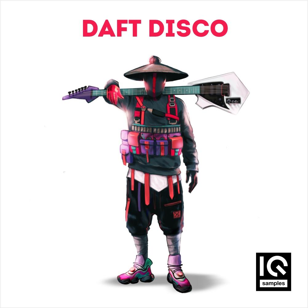 [DTMニュース]iq-samples-daft-disco-1