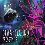 [DTMニュース]Mind Flux「Diva Techno Presets 2」テクノ系おすすめサンプルパック!