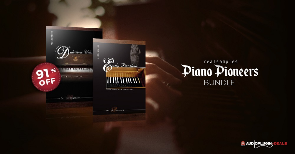 [DTMニュース]realsamples-piano-pioneers-bundle-1