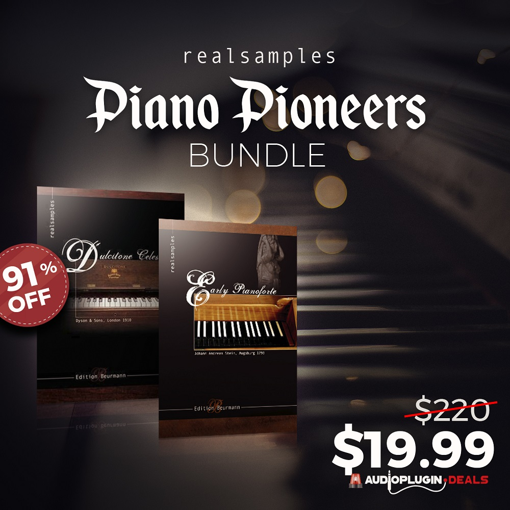 [DTMニュース]realsamples-piano-pioneers-bundle-2