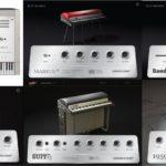 [DTMニュース]Samplesonの6種のキーボードをエミュレートしたプラグインバンドル「Vintage Keys Bundle」が38%off!